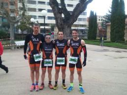 mpeonato de España de Duatlón por Equipos en Soria